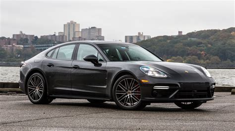 porsche panamera 2017 black 2017 porsche panamera turbo first drive when luxury four