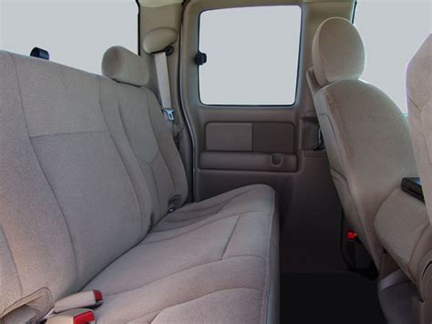 truck bed seats 2005 gmc sierra reviews and rating motor trend