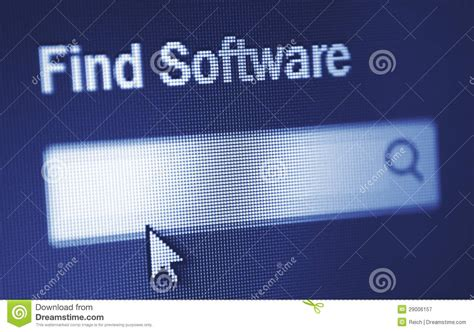 Finder Software Find Software Royalty Free Stock Photography Image 29006157
