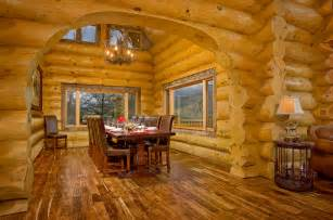 Log Homes Interior Pictures by Highlands Log Structures Log Homes Interior Gallery