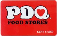 Pdq Gift Card - buy pdq food stores gift cards at a discount giftcardplace