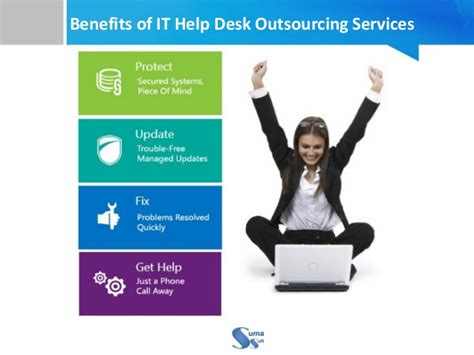 outsourcing it help desk services multi dimensional it help desk outsourcing services are