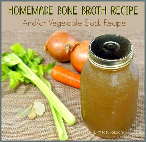 Detox Bone Broth Crock Pot Recipe by Best 25 Vegetable Broth Recipe Ideas On
