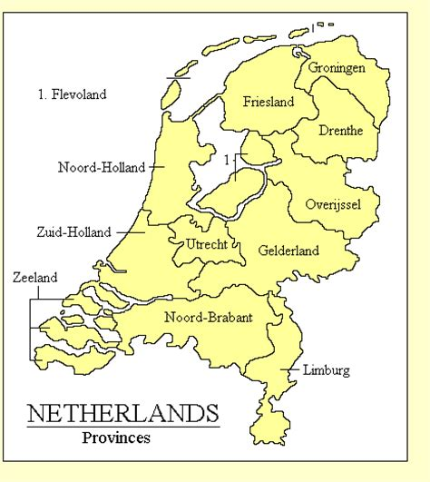 netherlands capital map adam carr s electoral archive
