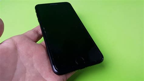 iphone 7 7 plus how to fix black screen wont turn on blank display