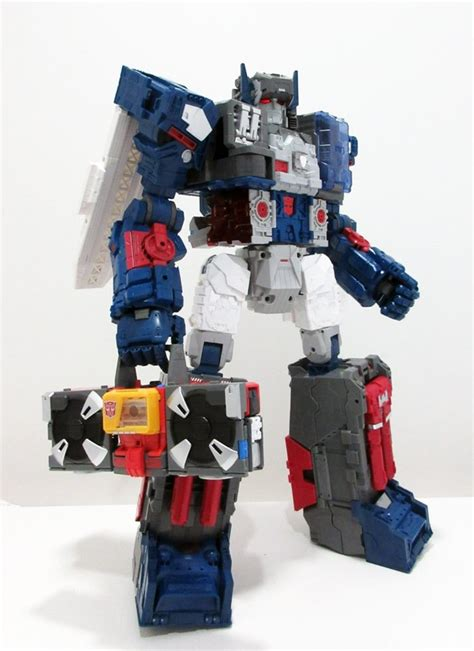 Transformers Legend Series Lg 31 Fortress Maximus takara tomy transformers legends lg27 blaster and lg31 fortress maximus