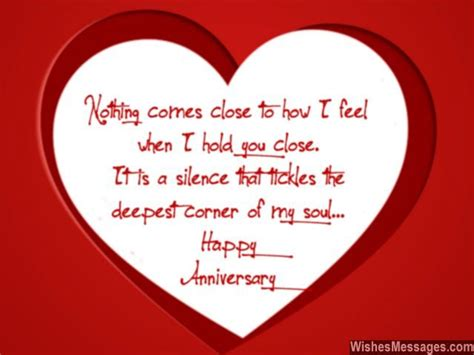 1st Wedding Anniversary Quotes For My by Anniversary Wishes For Quotes And Messages For