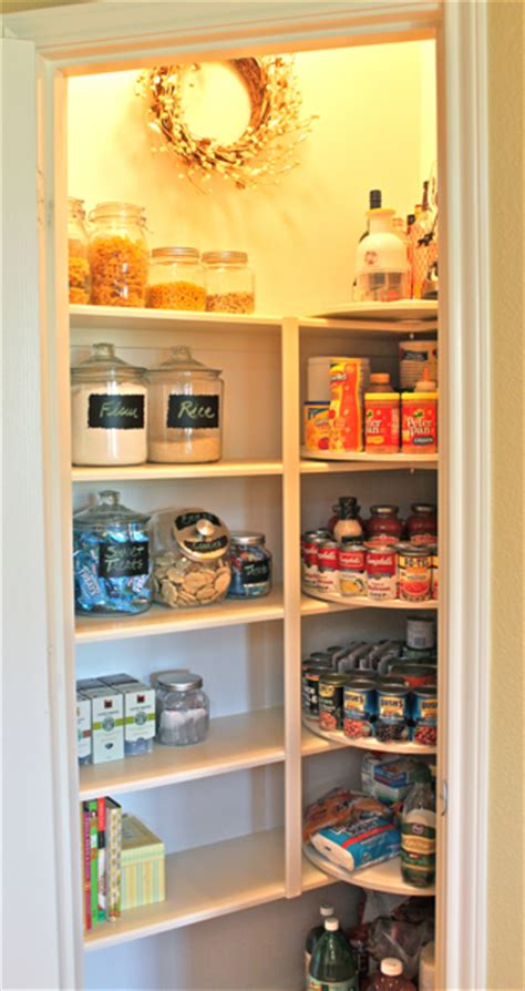 Small Pantry Makeover by The Great Pantry Makeover Decorchick