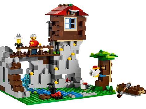 Lego Creator Mountain Hut 31025 mountain hut 31025 creator brick browse shop lego 174