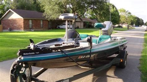 used bass boats in lafayette la 1996 sprint bass boat for sale