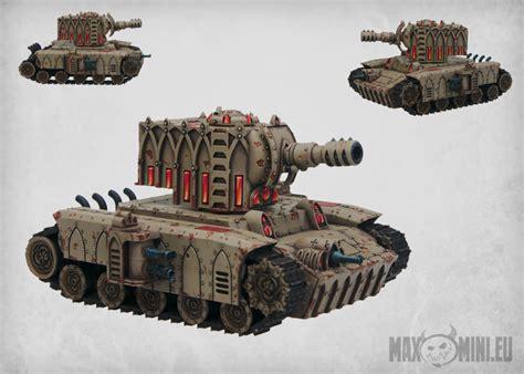 Tangki Model Glatik kv2 tank