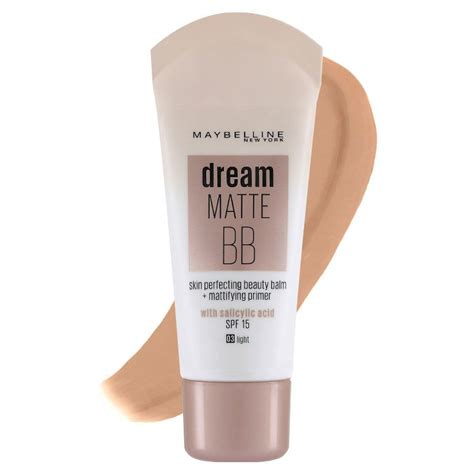 Maybelline Bb maybelline matte bb light