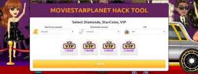 Moviestarplanet hack and cheat online png