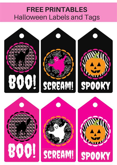 Printable Tags And Labels