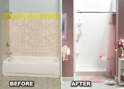 how to convert a bathtub into a shower bath factor home