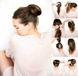 easy hairdo 10 super easy updo hairstyles tutorials popular haircuts