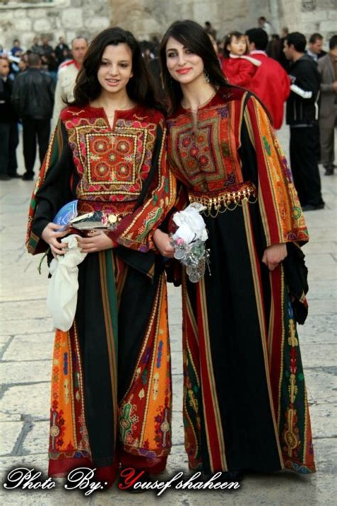 Khimar Palestine arab swag guide to traditional arab clothing