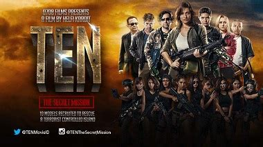film action agen rahasia film ten the secret mission film laga indonesia yang men