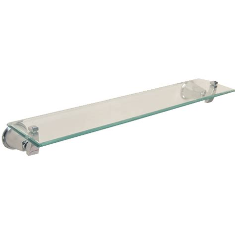 Moen Glass Shelf by Moen Showhouse Yb9390ch Glass Bathroom Shelf Chrome