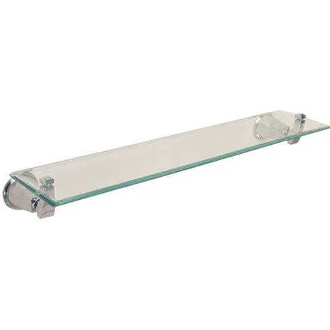 Moen Glass Shelf by Moen Showhouse Yb9390ch Glass Bathroom Shelf Chrome