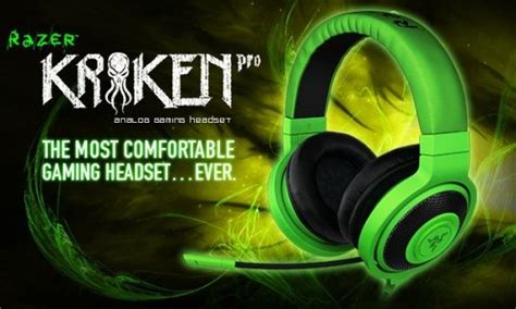 most comfortable gaming headphones razer kraken pro the most comfortable gaming headset ever