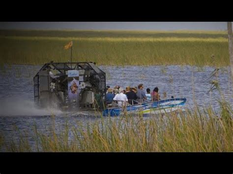 airboat death in florida airboat deaths prompt florida to examine regulations