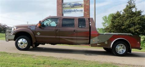 western hauler bed for sale 2012 f 450 4 5 door super duty conversion