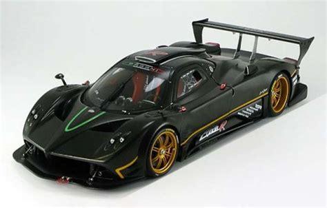 1 18 autoart pagani zonda r 2007 carbon pj modelcars