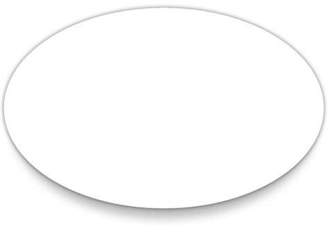free printable oval template best photos of free oval templates to print oval shape