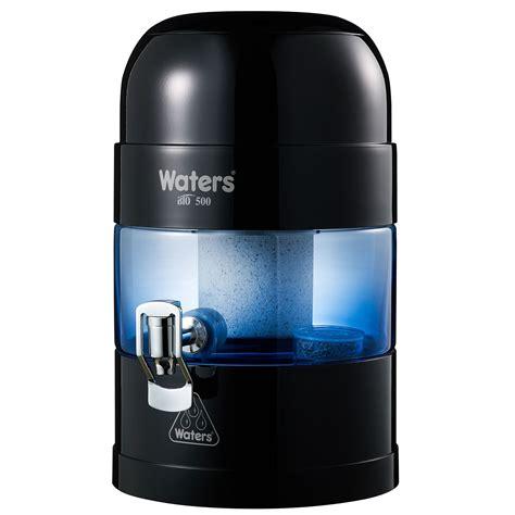 Juicer Fullset bio mineral pot 500 set colour black juicers direct