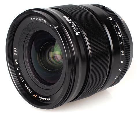 Fujinon Xf16mm F1 4 R Wr 16mm fujifilm fujinon xf 16mm f 1 4 r wr review