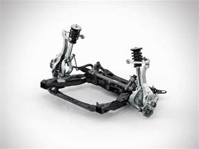 Volvo Suspension The All New Volvo Xc90 Front Suspension The
