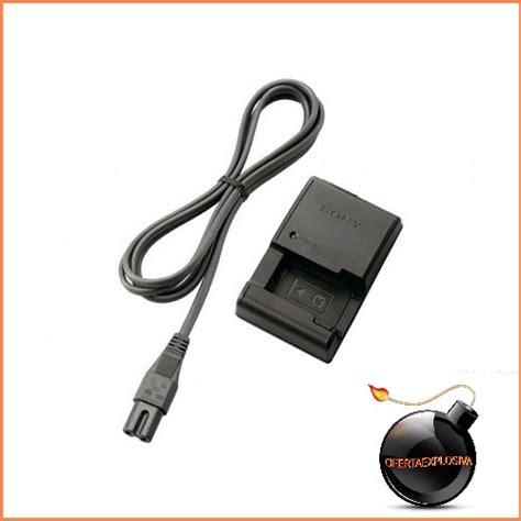 cargador para camara sony cargador bcvw1 bateria np fw50 camara digital sony nex 5d