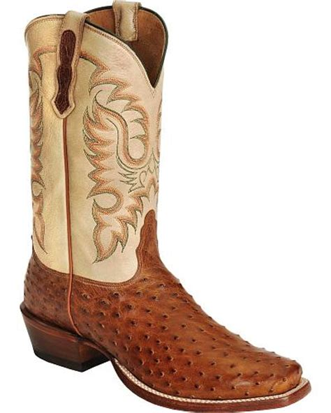 ostrich skin boots men s ostrich skin boots ostrich skin boots