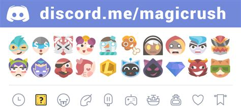 discord how to add emojis our discord server now has 20 new custom emojis magicrush