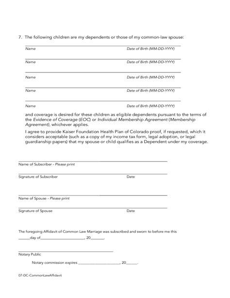 Common law marriage colorado dissolution dates