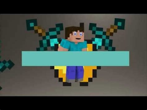 minecraft intro template blender minecraft intro template v6 blender powerpoint