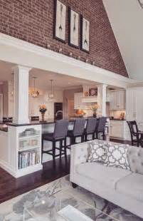 Kitchen Living Room Ideas ideas about kitchen living rooms on pinterest kitchen with living room