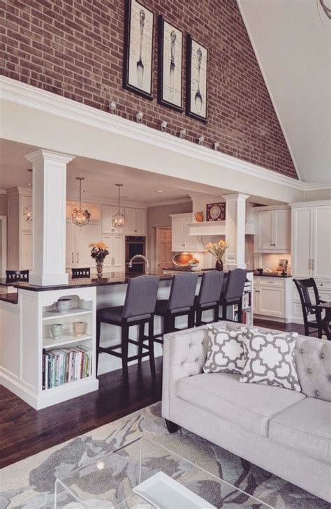 open seating living room 25 best ideas about kitchen living rooms on pinterest