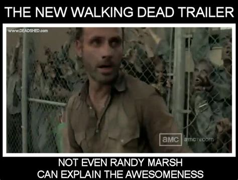 Walking Dead Meme Season 3 - deadshed productions july 2012