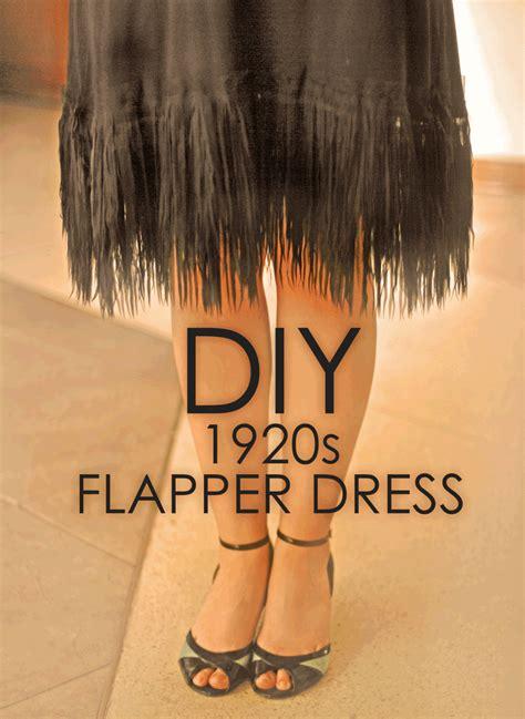 diy flapper hairst vestir de sentido diy 1920s flapper dress murder