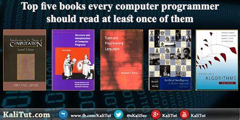 tutorial kali linux mini top 5 books programming books kali linux tutorial