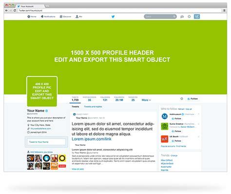 twitter layout 2014 psd twitter profile psd mockup creative alys