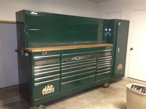 mac tools side cabinet for sale craigslist find tool box for the shop moto related