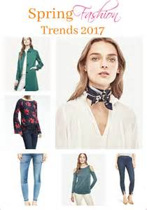 Current Trends 2017 by Spring Fashion Trends 2017 Grace Amp Beauty