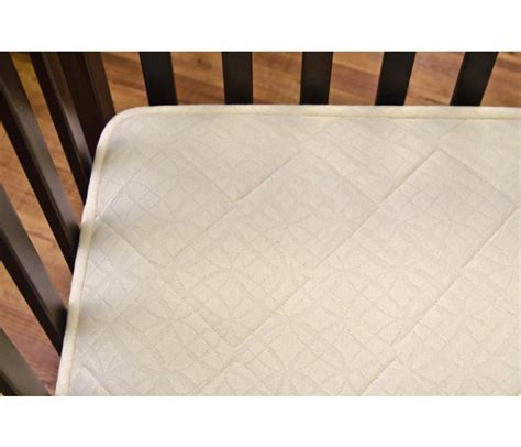 Mattress Pads For Cribs by Naturepedic Ultra Breathable Crib Mattress Pad Crib Fitted