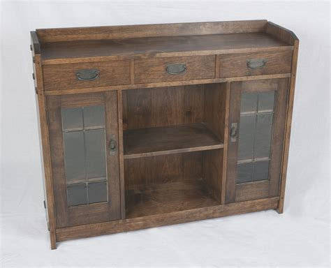 cabinet w glass001 selkirk craftsman furniture in