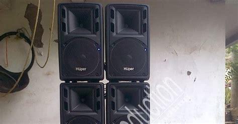 Subwoofer Huper tls production bandung huper 10 quot subwoofer 12 quot