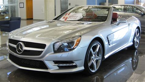 Mercedes 550 Sl For Sale by Benzblogger 187 Archiv 187 2013 Mercedes Edition 1