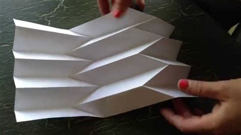 Cool Paper Folding Techniques - 25 best ideas about paper folding on
